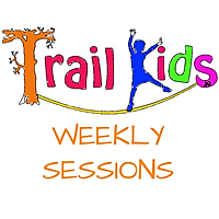 Trail Kids weekly sessions