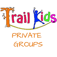 Trail Kids Private Groups, birthday parties, special occassions
