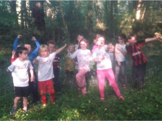 Trail Kids Kilkenny - First Outing