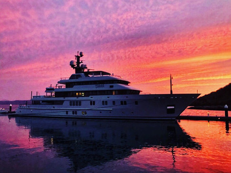 Differences Working on Private vs. Charter Yachts