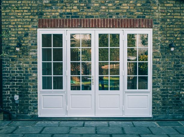 Wooden Patio Doors