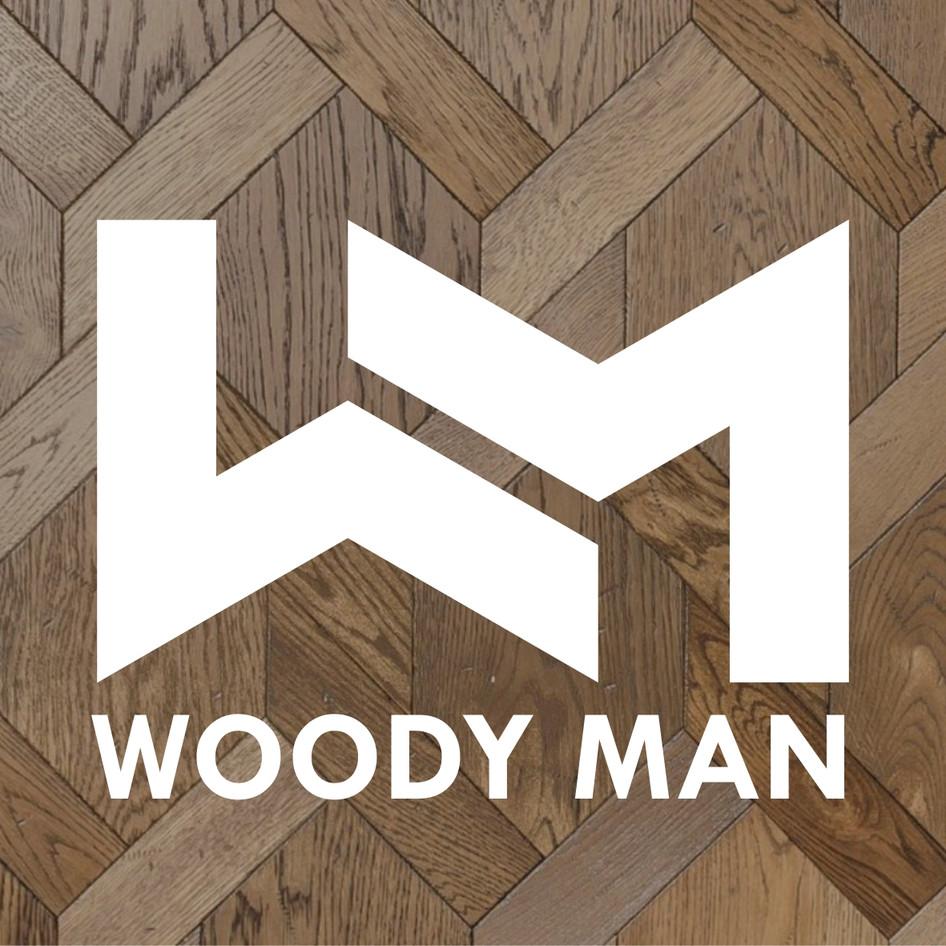 Woody Man Logo