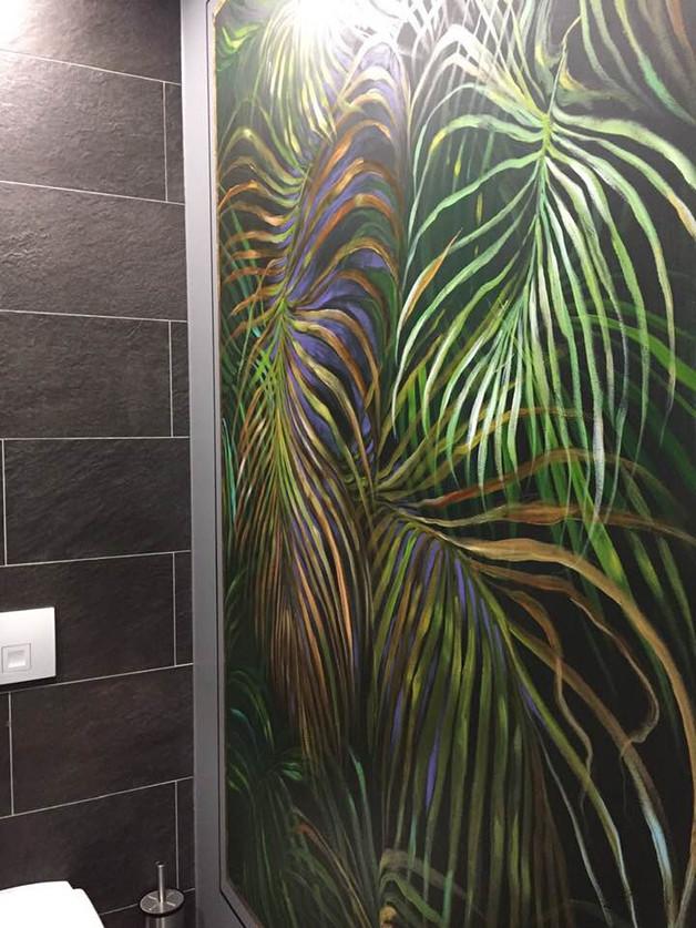 Bathroom. Spain