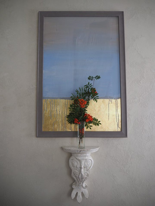 Wall Decoration in Private House