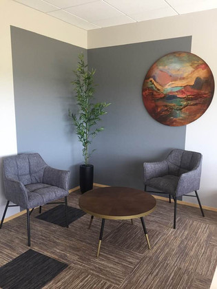 Meeting point in a office