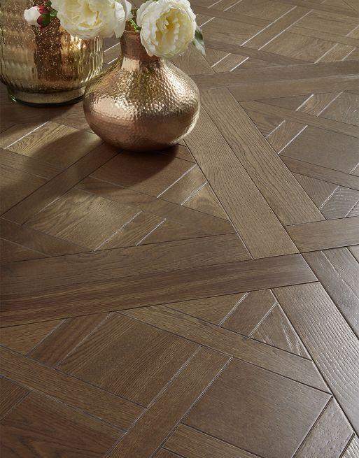 Wooden Floors. Vintage Oak.