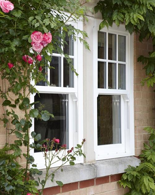 UPV-C Sash Windows
