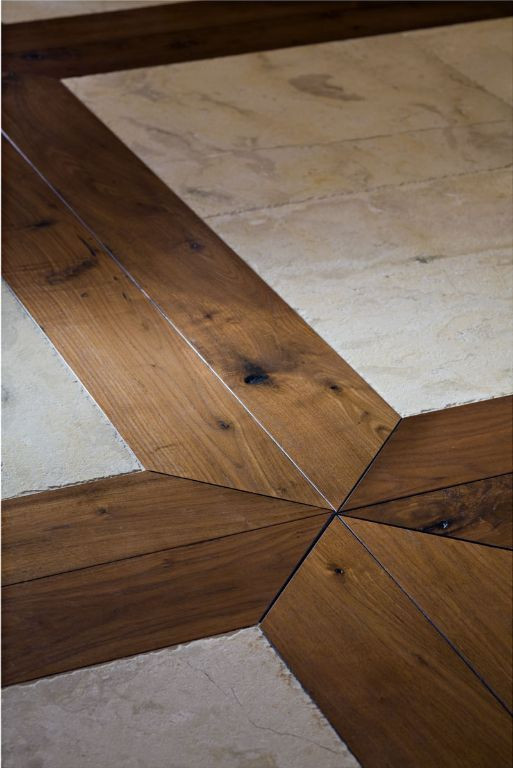 Wood and Tiles