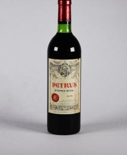 Pétrus - Adjugé 1400 €