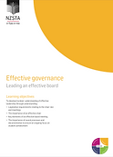 Effective Gov Leading and Effective Boar