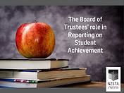 The Board of trustees role in reporting