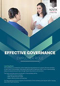 Effective governance employer role_front