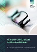 Te Tiriti o Waitangi School Governance C