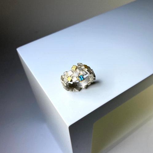 Ring mit Alpinit