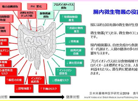 腸内微生物叢の役割