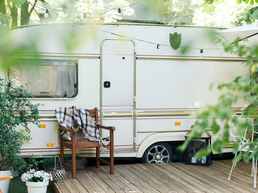 Is it time to give your caravan a makeover?