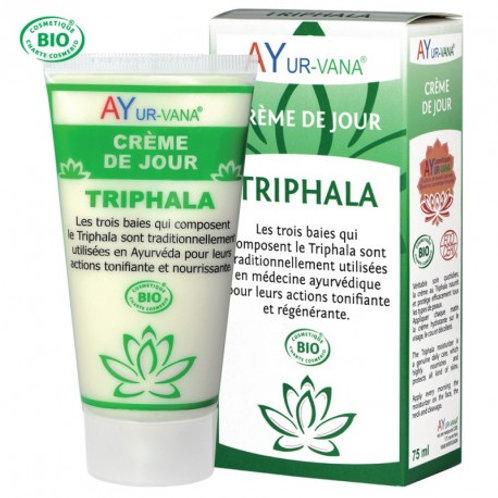 crème de jour au triphala bio