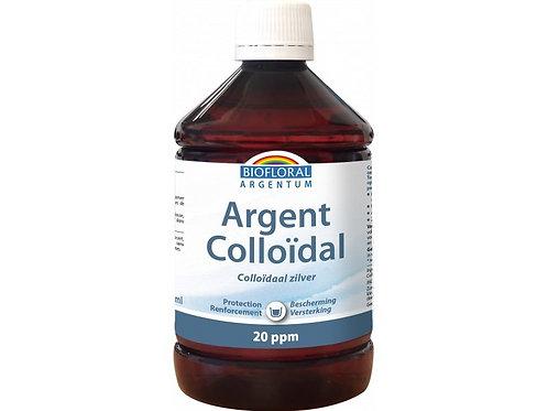 Argent colloïdal 20pp naturel 1l