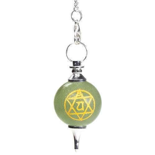 Pendule 4ème chakra Anahata