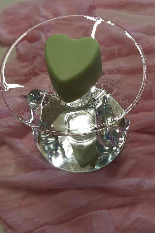 Fondant parfumé cire soja et parfum de Grasse