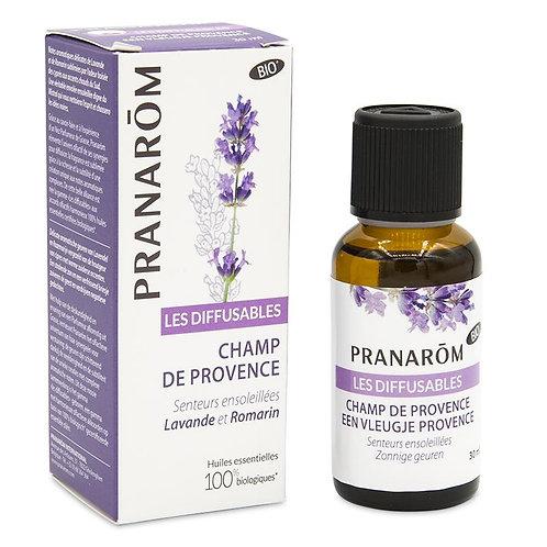 Provence mélange pour diffuseur huiles essentielles Bio Pranarom