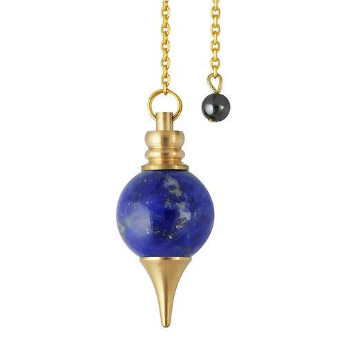 Pendule sephoroton Lapis Lazuli