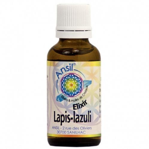 élixir cristaux lapis lazuli ansil naturopathe vendee