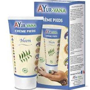 Crème pieds au Neem bio