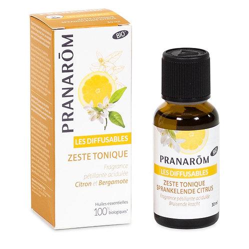 Citrus mélange pour diffuseur huiles essentielles BIO pranarom