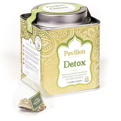 Thé ayurvédique BIO Pavilion Detox Tea