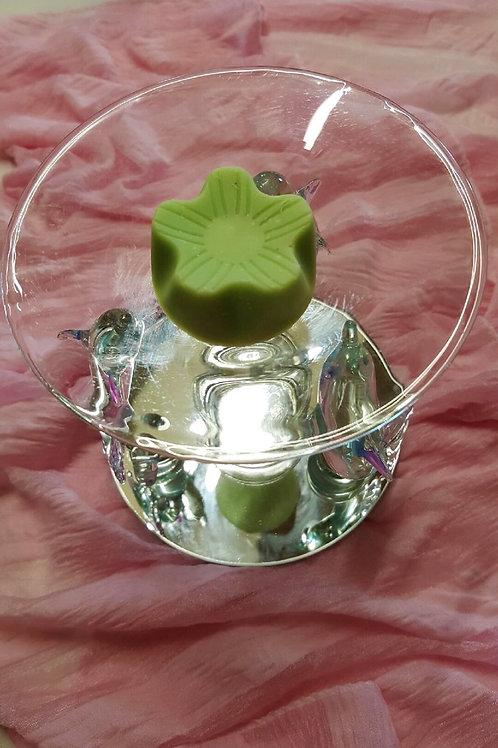 Fondant parfumé cire soja parfum de Grasse