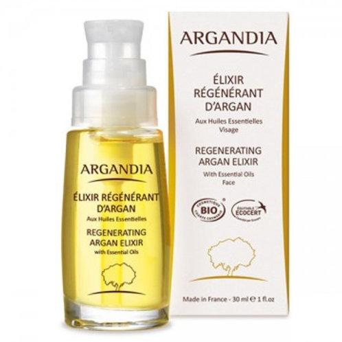 Elixir régénérant visage Argandia