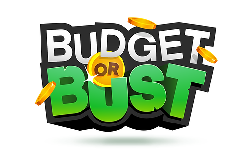 Budget or Bust Board Game