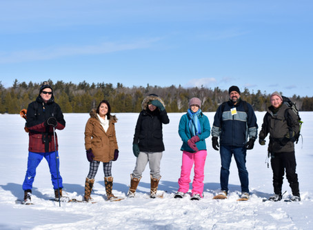 Winter...The 'best' season on the Bruce Peninsula!