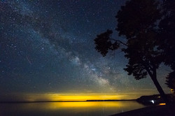 The milky way from our beach!