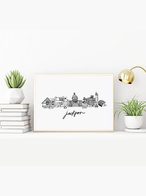 City Print - Jackson, MS