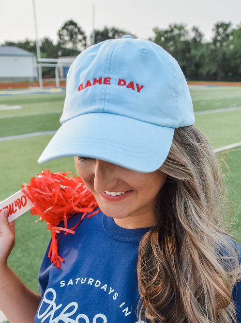 Game Day Hat | Blue