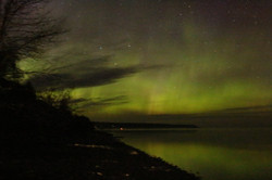 Northern Lights over Dyers Bay