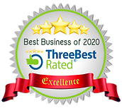 Schutte Financial Best Rated Badge 2020.