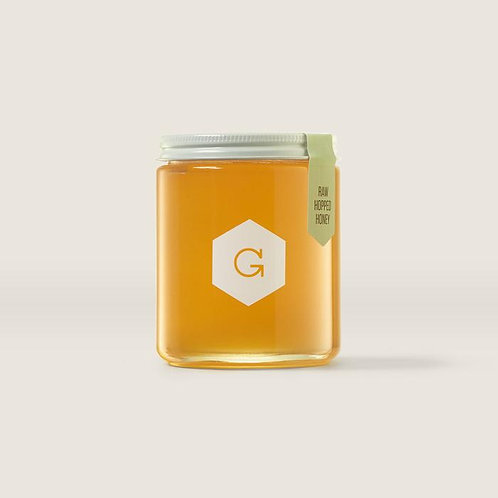 Raw Hopped Honey 250g
