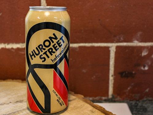 Huron St. Hefeweizen: Single 473ml can