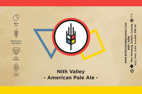 Nith Valley American Pale Ale 473ml Can