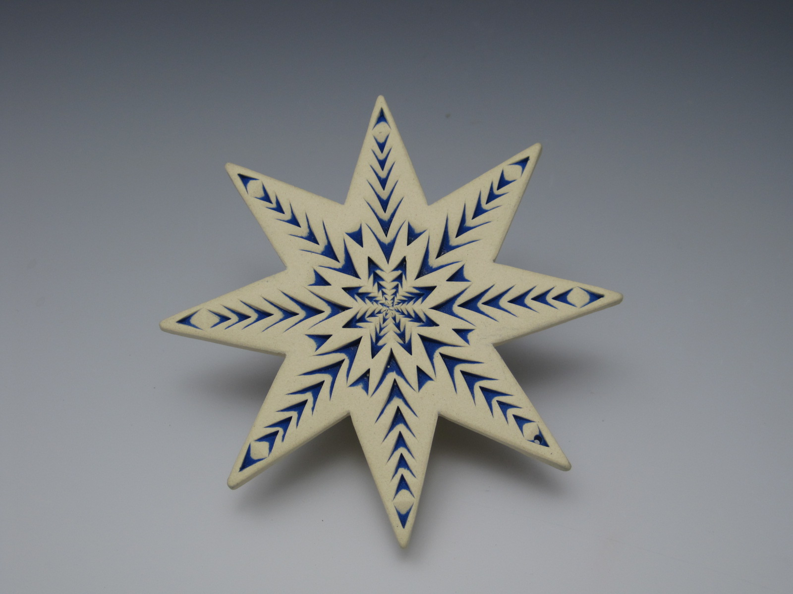 "Star Ornament, 3.75 ""  $35.00"