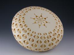 Serving bowl (detail)