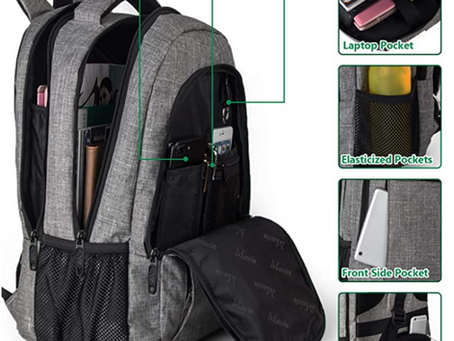5 Best Carry On Backpacks & Laptop Bags For Travel