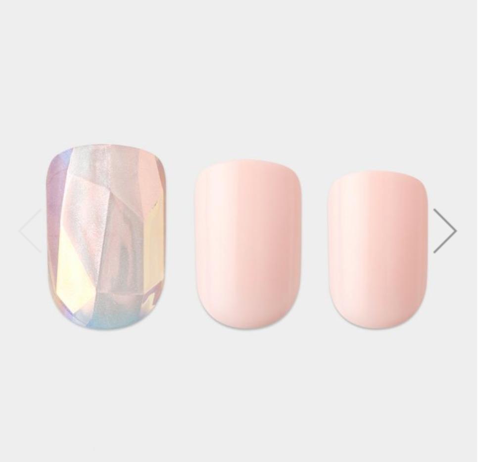 Press on nails - imPress Manicure Set - 3D nails - Curious Mind