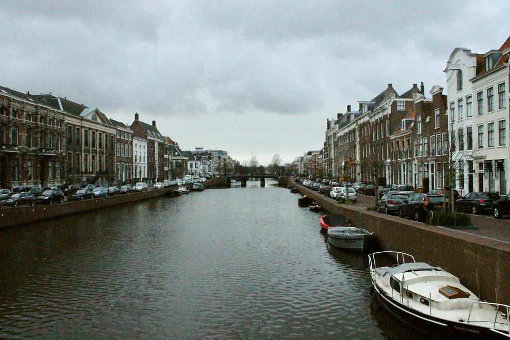 Canal Holland Netherlands