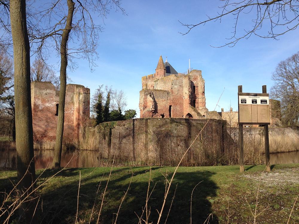 Brederode Castle Holland