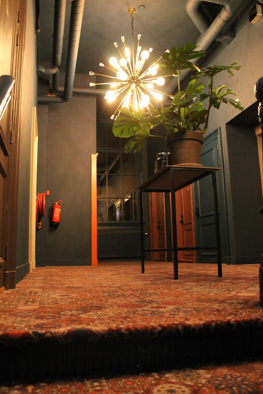 Boutique Hotel Staats 1st floor corridor