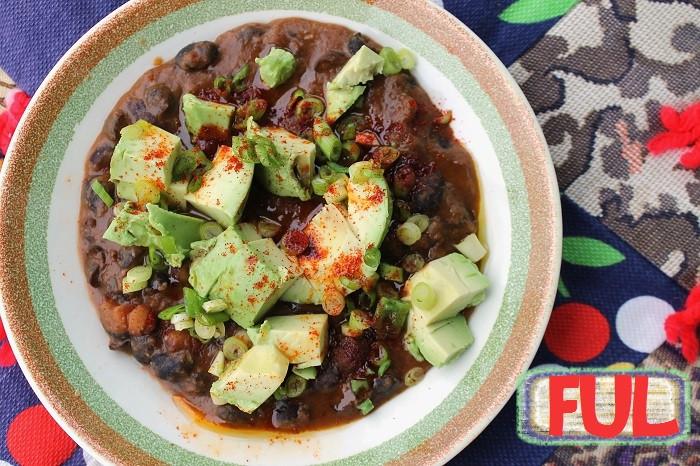 vegetarian ethiopian ful